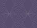 шведские обои c ромбом фиолетовые