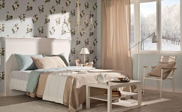романтическая спальня №2